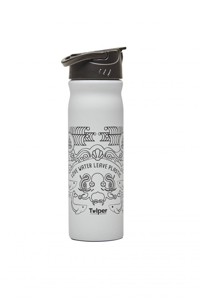 Tulper Drinkfles RVS 500ml