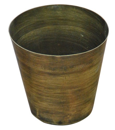 Eco Collection Drink Beker Messing 5x12