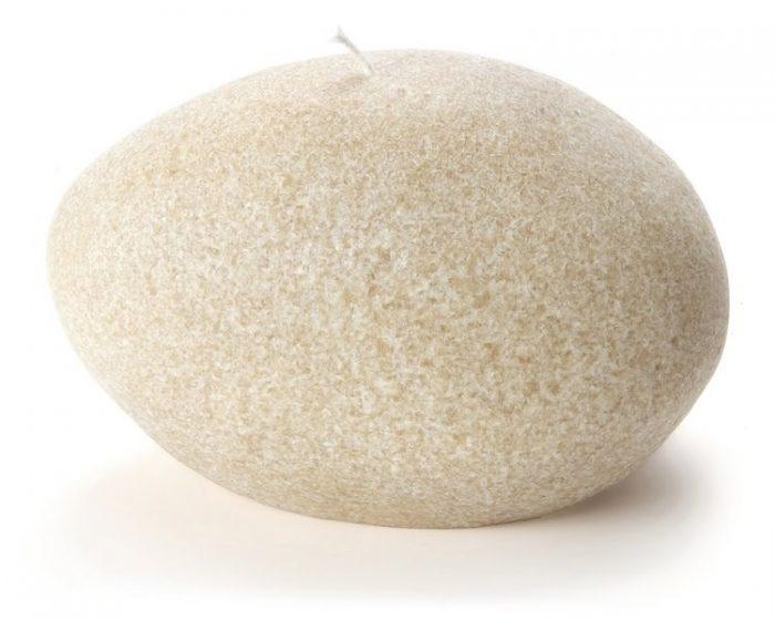 FairForward Kaars L 'Pebbles' Creme Palmolie