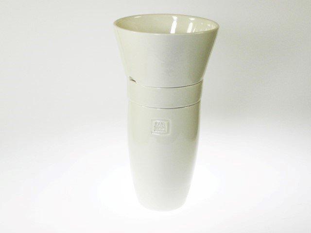 FairForward Koffie Maker 'Cha' Cr+¿me Keramiek