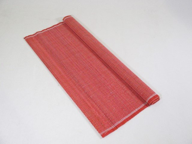 FairForward Placemat Bamboe Rood