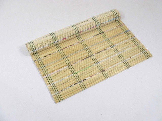 FairForward Placemat Bamboe/Recyled Papier Natural