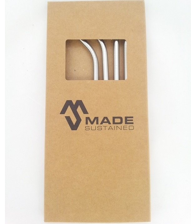 Made Sustained Knight Straw 2 straight+2 curved + 1 brush