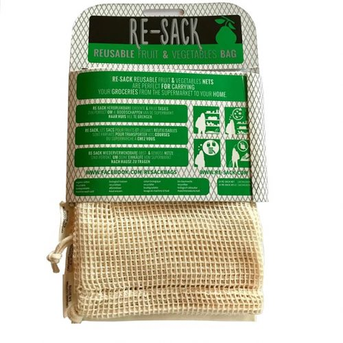 Made Sustained Re-Sack 3pack (2x Net+1x Voile)