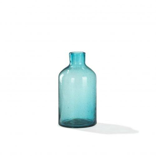 Imperfect design Vaas Glas H30xB16cm aqua
