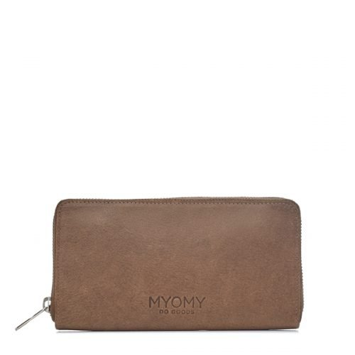 Myomy My paperbag wallet Original