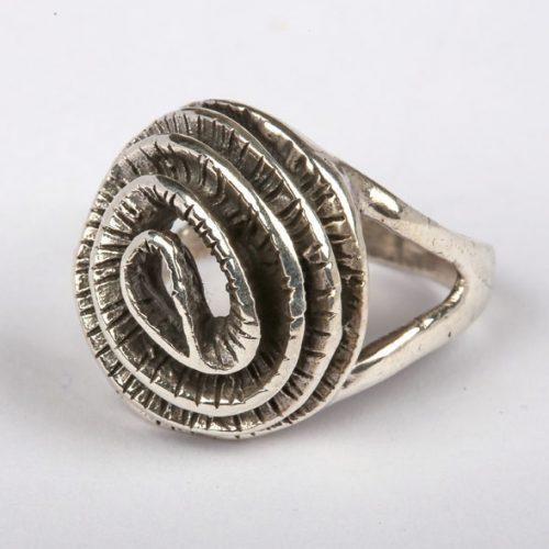 Esperanza Ring Zilver Anjer