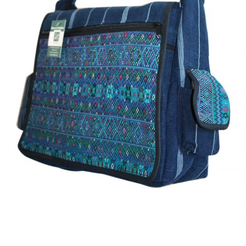 Bohemian Fair Trade Tas Compu Werk
