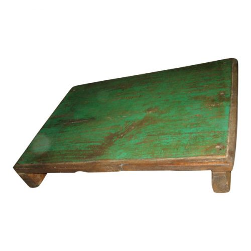 Eco Collection Tafel Hout Lage Poten 75*30*7