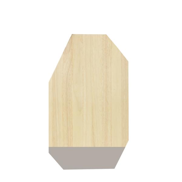 Eco Design Snijplank 30*50 Pastel/Rw