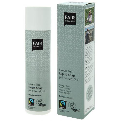 Fair Squared Fair Squared Liquid Soap Green Tea (pH neutral 5