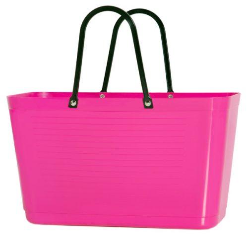 Hinza Hinza Bag Hot Pink - Green Plastic