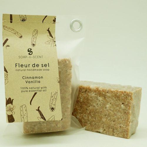 Kanika Fleur de sell soap vanilla 100