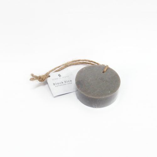 Kanika Soap round on rope bl.rice 100 gr