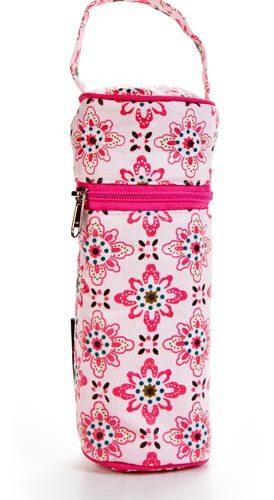 Keep Leaf Baby Bottle Bag Floral 216x76 Mm