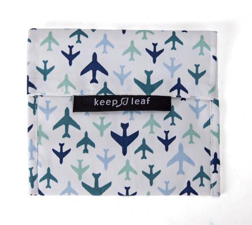 Keep Leaf Baggie Large Planes 178x114 Mm