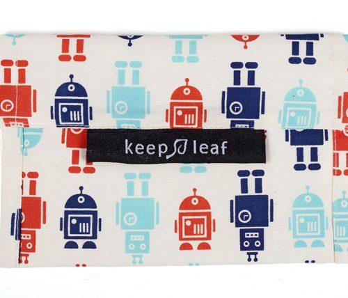 Keep Leaf Baggie Medium Robot 178x114 Mm
