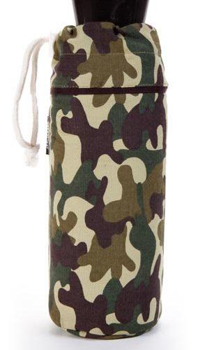 Keep Leaf Bottle Bag Large Camo 89x241 Mm