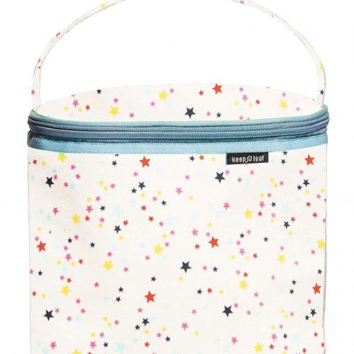 Keep Leaf Cooler Lunch Bag Stars