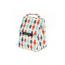 Keep Leaf Lunch Bag Robot 254x180x127 Mm