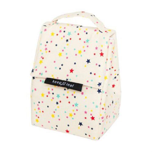 Keep Leaf Lunch Bag Stars