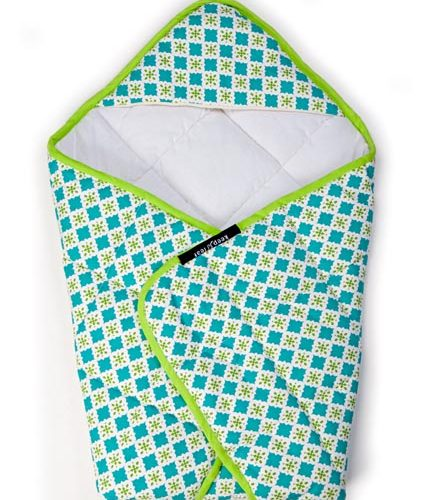 Keep Leaf Quilted Baby Blanket Tiles 1016x1016 Mm