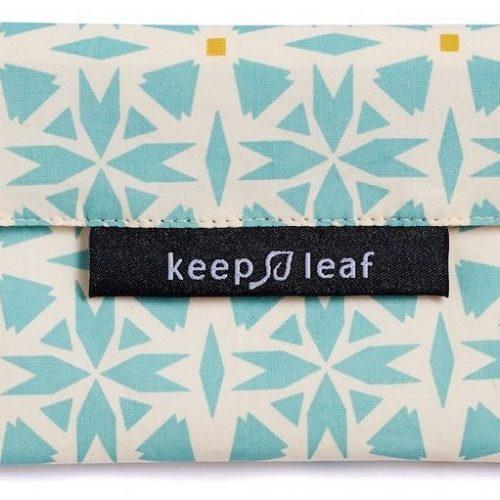 Keep leaf Baggie Medium Geo 178x114 Mm
