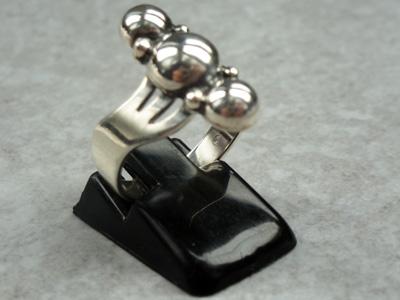 Madat Nepal Ring Zilver 16mm Accoord