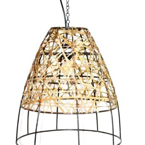 Only Natural Lamp Metaal