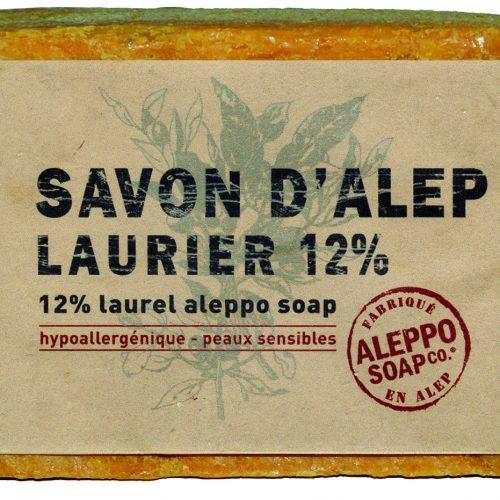 Savon de Provence Savon d'Alep 12% 200gr