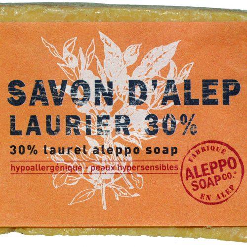 Savon de Provence Savon d'Alep 30% 200gr