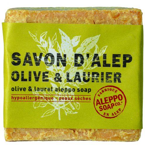 Savon de Provence Savon d'Alep Olive & Laurier 200gr